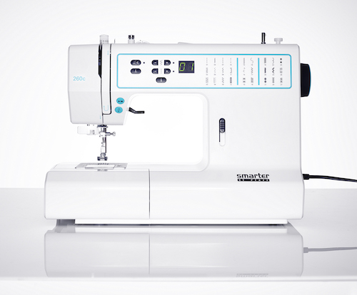 Pfaff-Smarter-260c-Naehmaschine