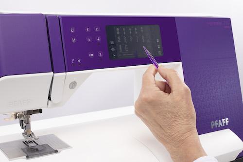 pfaff-expression-710-naehmaschine-bildschirm