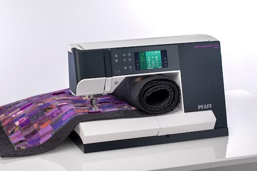 PFAFF-quilt-expression-720-Nähmaschine-mit-Quilt